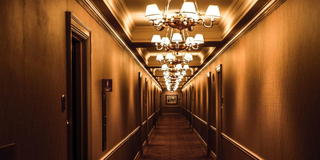 Hotel világítás