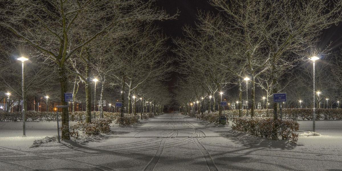 Park világítás