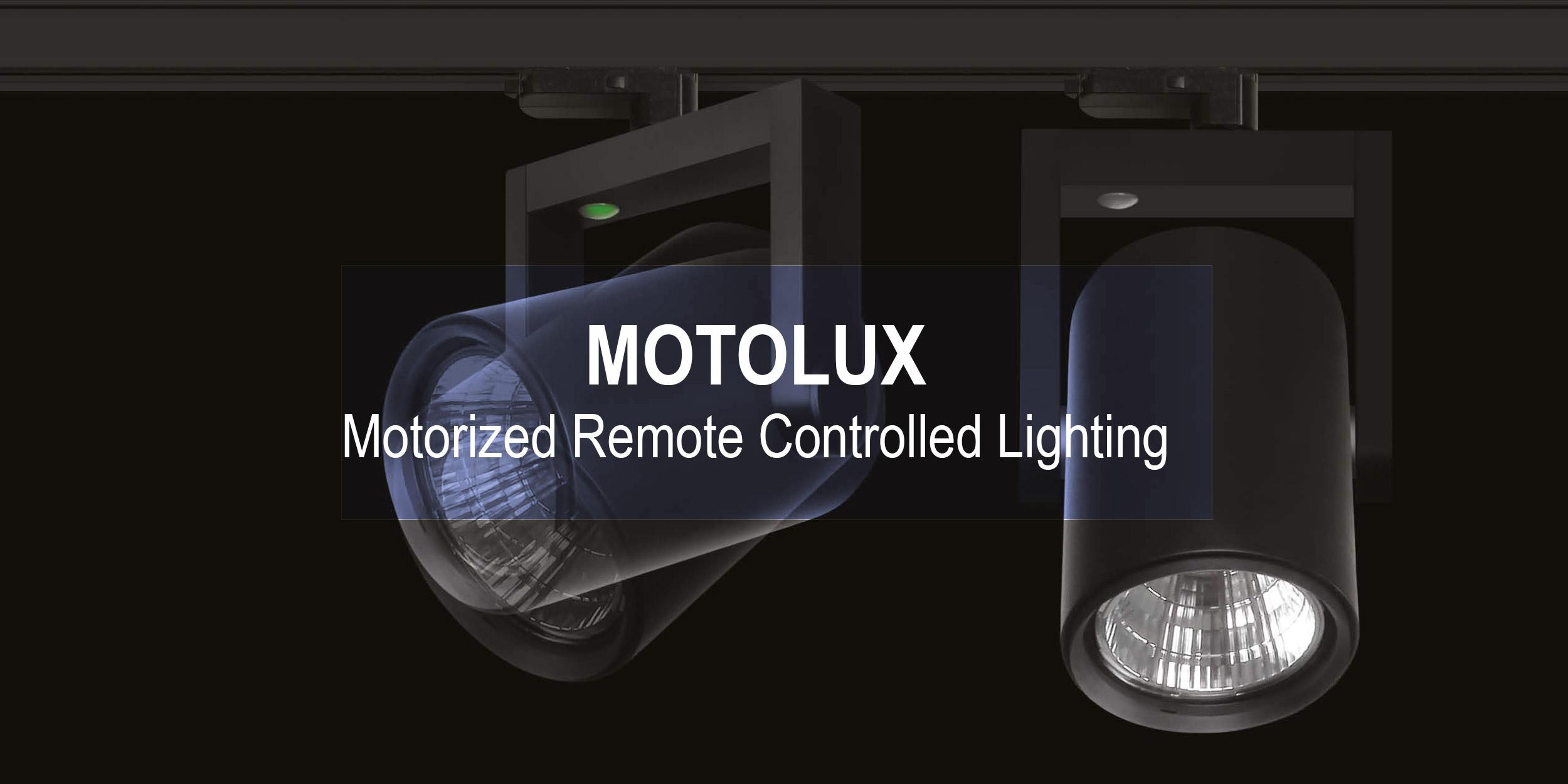 Forma MOTOLUX - Motorikus Távirányítható Lámpatestek