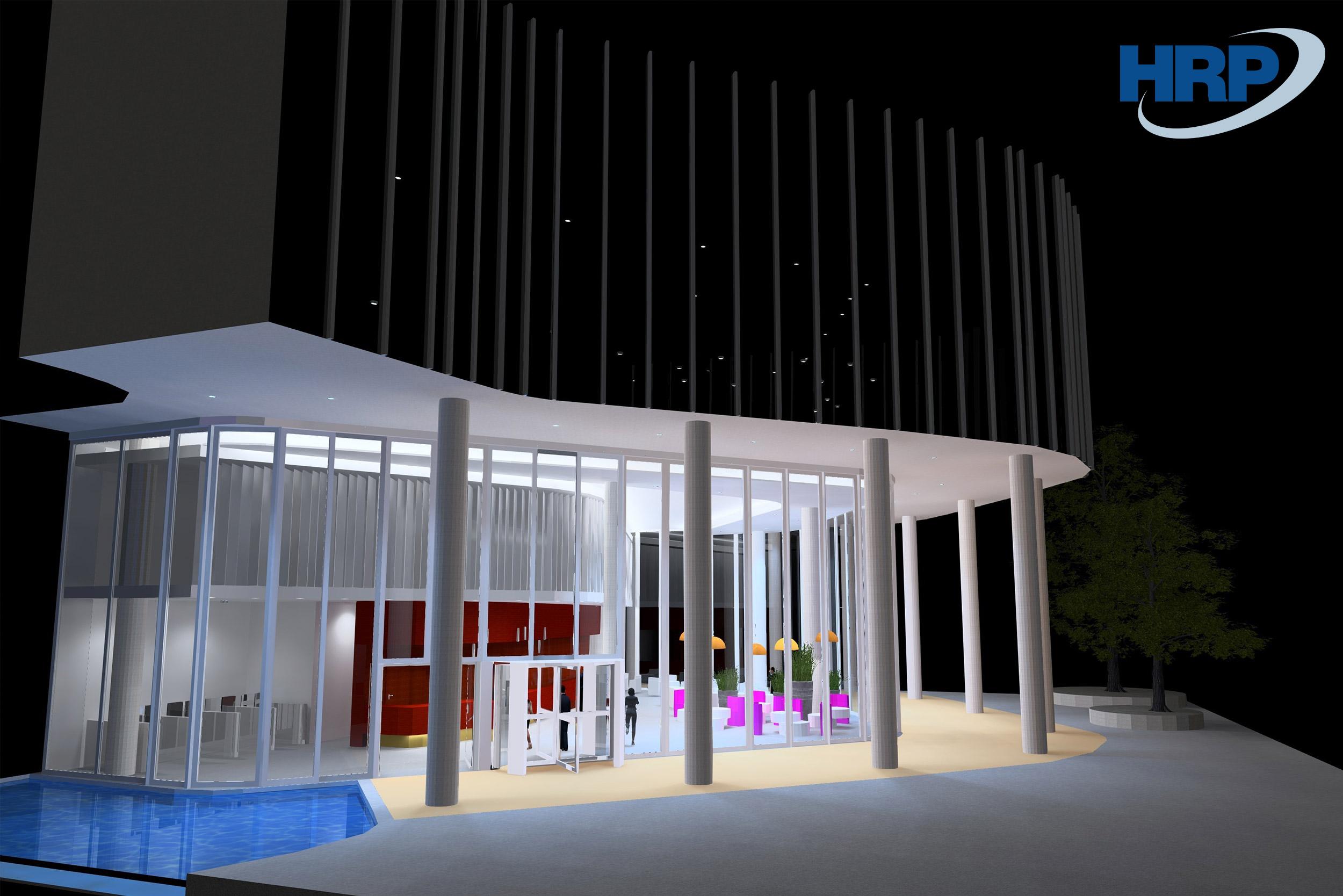 GTC Világítás 3D látványtervezés