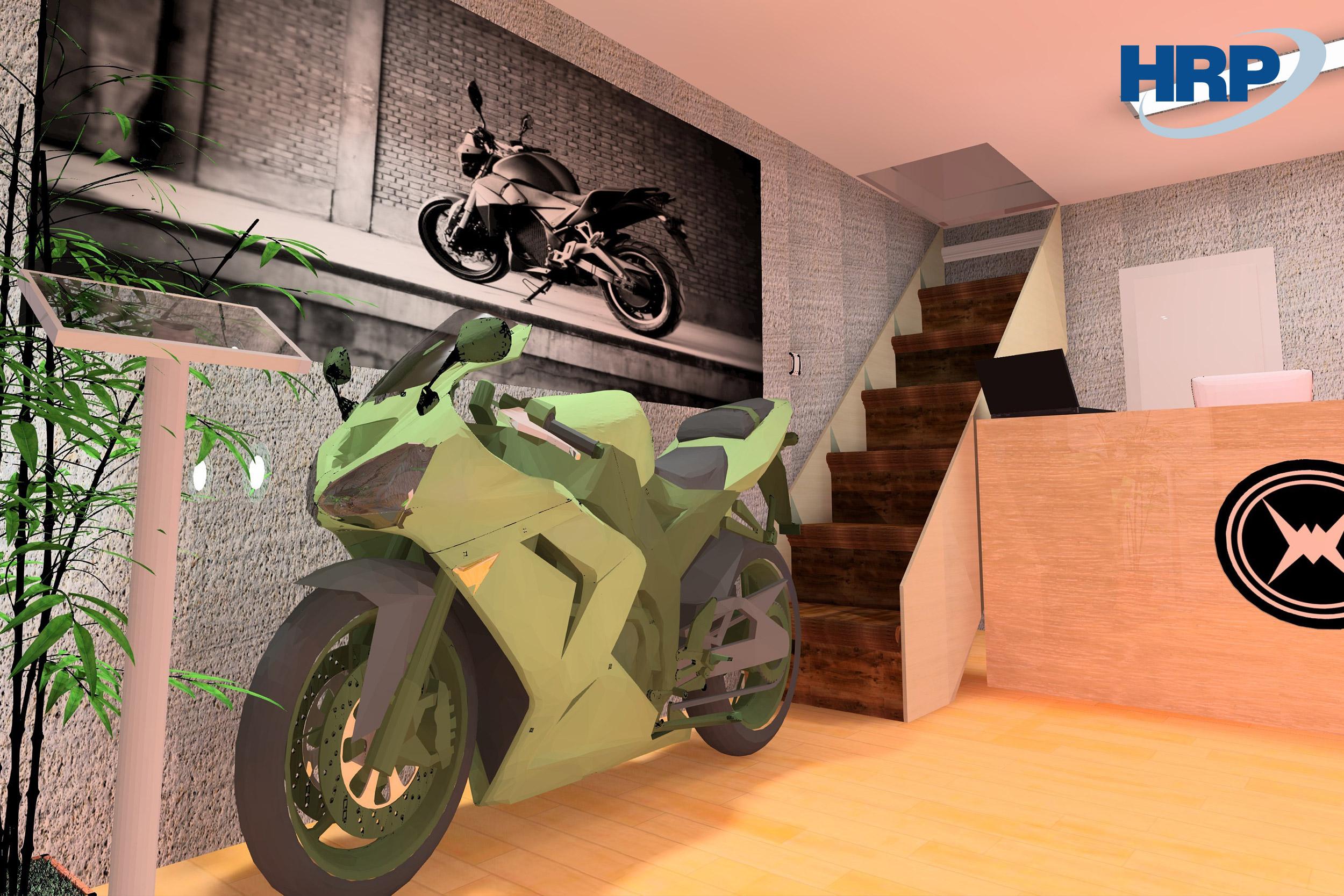 Motorbolt világítás tervezés